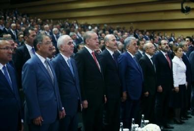 Cumhurbaşkanı Erdoğan Congresiumda Düzenlenen Belediye Başkanları Toplantısına Katıldı