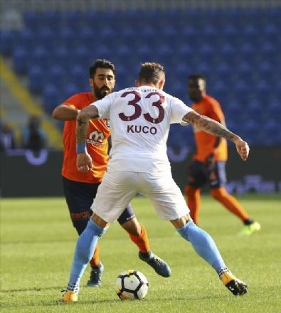 Fotoğraflarla Medipol Başakşehir - Trabzonspor Karşılaşması