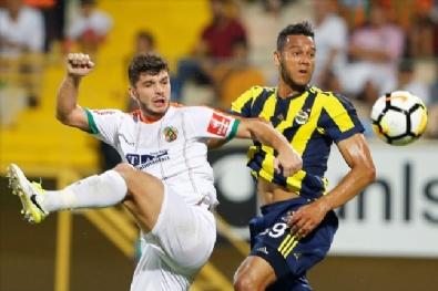 Aytemiz Alanyaspor - Fenerbahçe Karşılaşmasından En Güzel Fotoğraflar