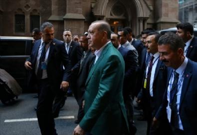 Cumhurbaşkanı Erdoğan ABDde