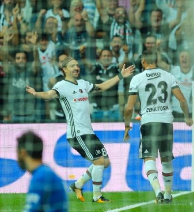 Beşiktaş - Konyaspor Karşılaşmasının En Güzel Fotoğrafları