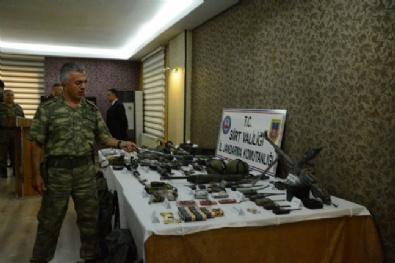 Siirt'te Terör Örgütüne Büyük Darbe