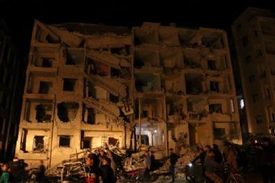 İdlipte Bombalı Saldırı