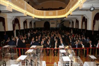 Galatasaray Kulübünün Olağanüstü Kongresi