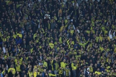 Fenerbahçe - Göztepe Karşılaşmasından En Güzel Fotoğraflar