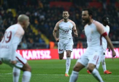 Kayserispor - Galatasaray Karşılaşmasından En Güzel Fotoğraflar