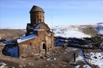 Kars'ta Kış Turizmi Hareketlendi