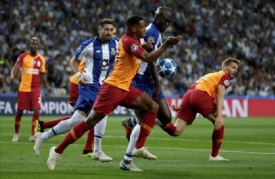 Porto Galatasaray Maçından En Güzel Fotoğraflar