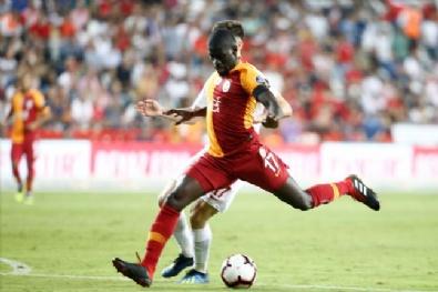 Galatasaray-Antalyaspor Maçından Kareler