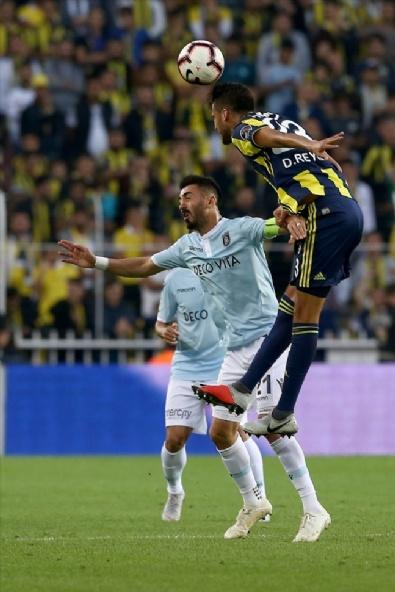 Fenerbahçe - Başakşehir Karşılaşmasından En Güzel Fotoğraflar