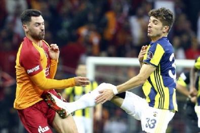 Galatasaray Fenerbahçe Maçından En Güzel Fotoğraflar