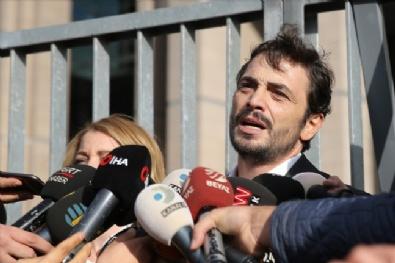 Oyuncu Ahmet Kural İfade İçin Adliyede