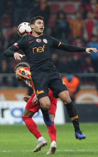Kayserispor - Galatasaray Maçından Kareler