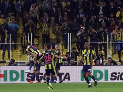 Fenerbahçe - Alanyaspor Maçından Kareler