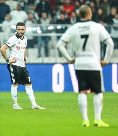 Beşiktaş - Sivasspor Maçından Kareler