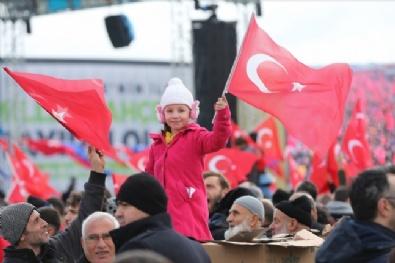 Başkan Erdoğan Millet Bahçeleri Açılış Törenine Katıldı