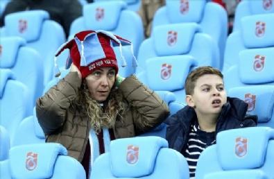 Trabzonspor - Atiker Konyaspor Maçından Fotoğraflar