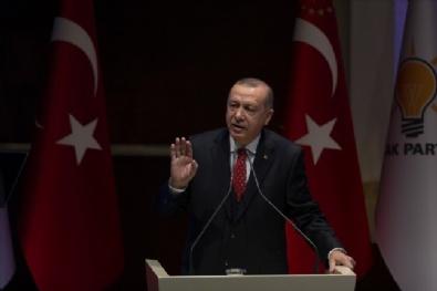 """Erdoğan  """"İnsanlığın Medeniyeti"""" Programına Katıldı"""