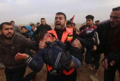 İsrail Askerlerinin Vurduğu 5 Yaşındaki Çocuk Şehit Oldu