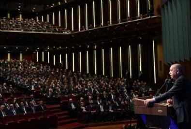 Beştepe Millet Kongre Ve Kültür Merkezinde Türk Savunma Sanayii Zirvesi