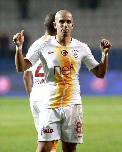 Başakşehir - Galatasaray Maçından Kareler