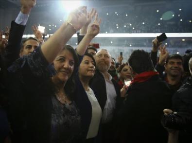 HDPnin 3. Olağan Kongresi'nden Kareler