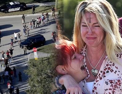 ABD'de katliam! Liseye silahlı saldırı 17 ölü