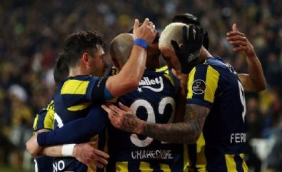 Fenerbahçe - Aytemiz Alanyaspor  Maçından Kareler