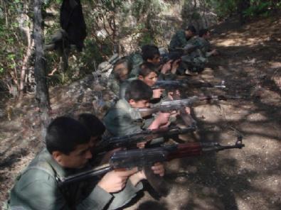 YPG/PKKnın Çocuk Savşçıları