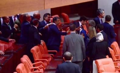 AK Partili Ve HDPli Vekiller Arasında Afrin Kavgası