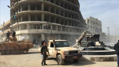 Afrin şehir merkezi tamamen kontrol altına alındı