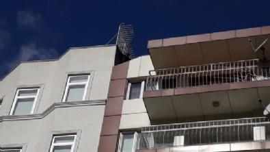 Manisa'da Şehir Merkezinde Korkutan Dakikalar