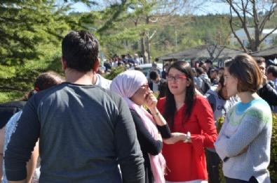Osman Gazi Üniversitesinde Silahlı Saldırı