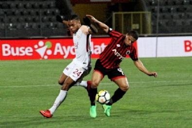 Gençlerbirliği – Galatasaray Maçından Kareler