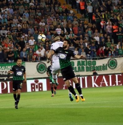 Teleset Mobilya Akhisarspor - Beşiktaş Maçından Kareler