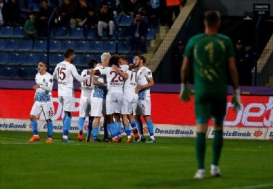 Osmanlıspor - Trabzonspor Karşılaşmasından En Güzel Fotoğraflar
