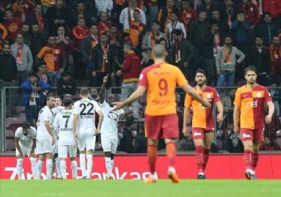 Galatasaray-Akhisar Maçından En Güzel Kareler