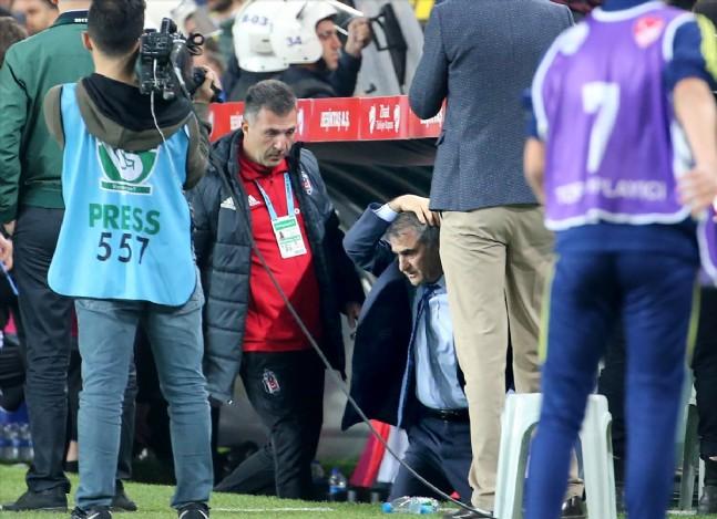 fenerbahce - Beşiktaş Fenerbahçe Derbisi Tatil Edildi
