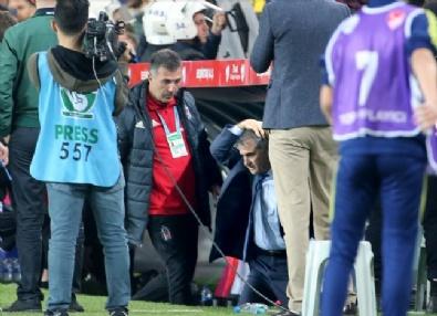 Beşiktaş Fenerbahçe Derbisi Tatil Edildi