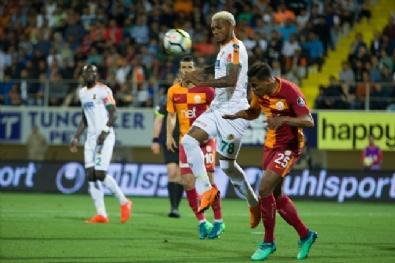 Alanyaspor-Galatasaray Karşılaşmasından En Güzel Fotoğraflar
