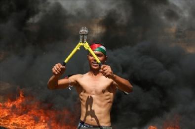 Gazze Sınırındaki Gösteriler