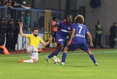 Kardemir Karabükspor - Fenerbahçe Maçından Kareler