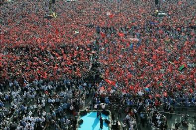 'Zulme Lanet Kudüs'e Destek' mitingi