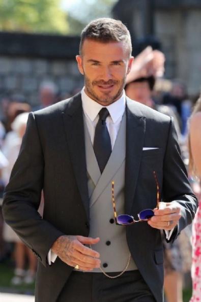 Sosyal Medyada David Beckham Çılgınlığı