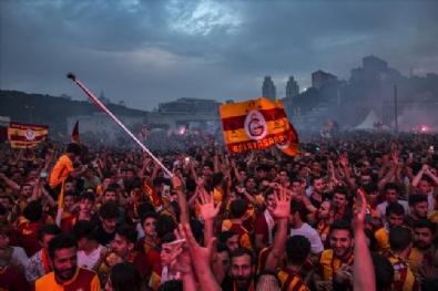 Göztepe-Galatasaray Maçından Kareler