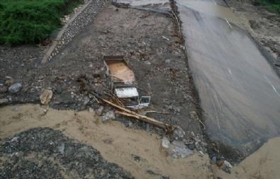 Sel Felaketi Sonrası Acı Manzara Ortaya Çıktı
