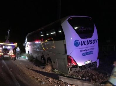 Afyonkarahisar'da trafik kazası, 2 ölü 3 yaralı