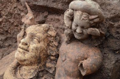Ana Tanrıça Kibele Heykeli'nin Partneri Bulundu