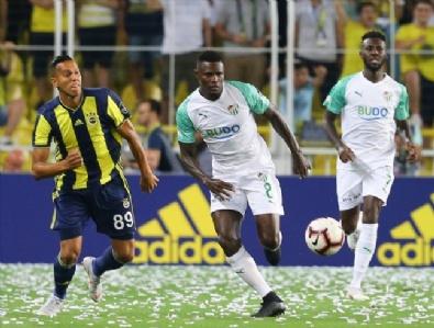 Fenerbahçe 2-1 Bursaspor Maçından Kareler