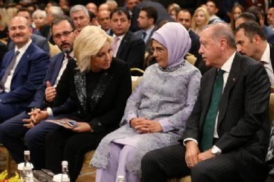 Başkan Erdoğan RTGD Ödül Törenine Katıldı